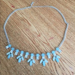 Statement Necklace. Gorgeous baby blues